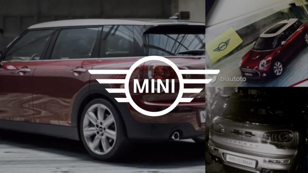 social wall realisé pour Mini Auto
