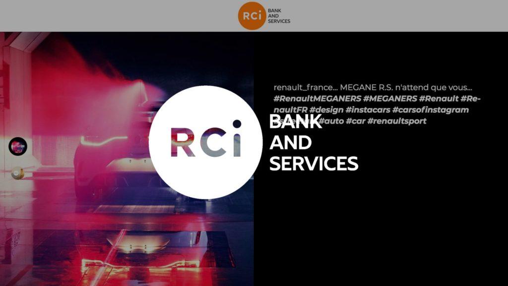 social wall realisé pour RCI Bank