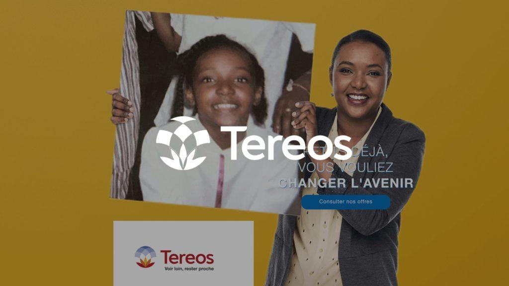 social wall realisé pour tereos